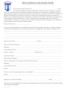 Bryc Medical Release Form