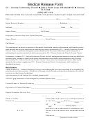 C3 Medical Release Form