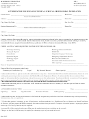 Marymount Hospital Medical Release Form