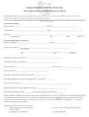 Piggly Wiggly Carolina Company Donation/sponsorship Request Form