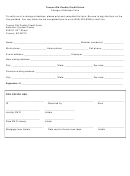 Tucson Old Pueblo Credit Union Change Of Address Form