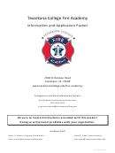 Information And Application Packet