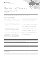 New Zealand Residential Tenancy Agreement Form