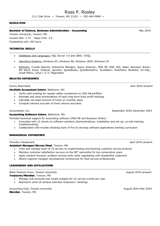 re resume template printable pdf download