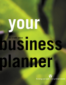 Fillable Your Business Planner Template Printable pdf