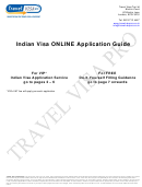 Indian Visa Online Application Forms