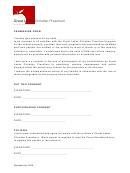 Great Lakes Christian Preschool Permission Form