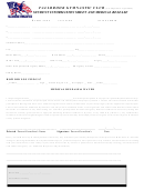 Allbrook Gymnastic Club (a California Corporation) Student Information Sheet And Medical Release