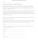 Patient Video Testimonial Release Form