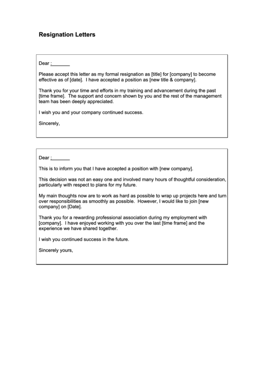 personal reasons, simple sample, sample teacher, for kappa, two weeks notice, on broker resignation letter template