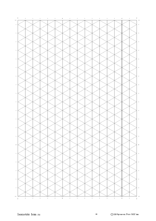 Triangle Graph Paper Printable pdf