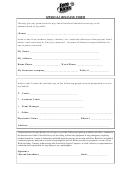 Medical Release Form (sample )