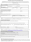 Independent Contractor Pre-hire Information Form