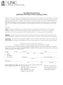 Enrollment Deposit Form