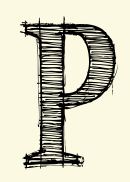 Letter P Template