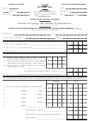 Form 1040 - Return Of Annual Net Income Of Individuals - 1913