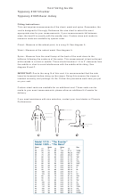Tipperary Vest Sizing Guide