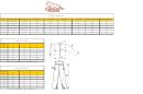 Gappay Clothing Size Chart