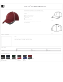 New Era Hex Mesh Cap Size Chart