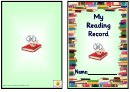My Reading Record Template - Green