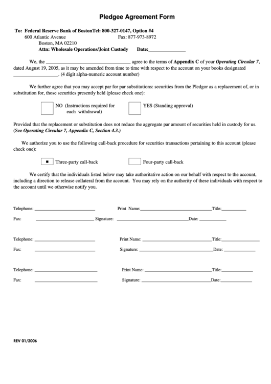 Top 8 Donation Pledge Form Templates free to download in PDF format