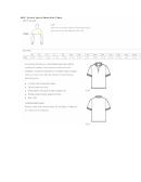 Ku Unisex Sport Shirt-size Chart