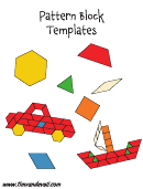 Pattern Block Templates