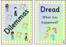 Dilemma Triggers Classroom Poster Template