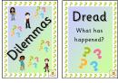 Dilemma Triggers Classroom Poster Template