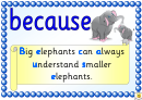 Mnemonic Classroom Poster Templates