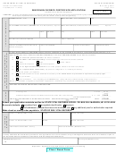 Form F-05282 - Wisconsin Divorce Certificate Application
