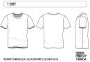 Blank T-shirt Templates