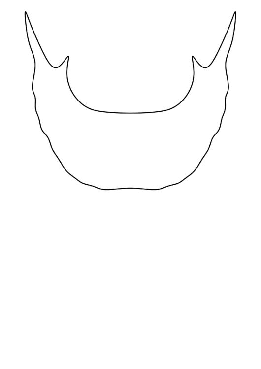 Lincoln beard template printable pdf download lincoln beard template printable pdf maxwellsz