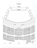 Majestic Theater San Antonio Seating Chart