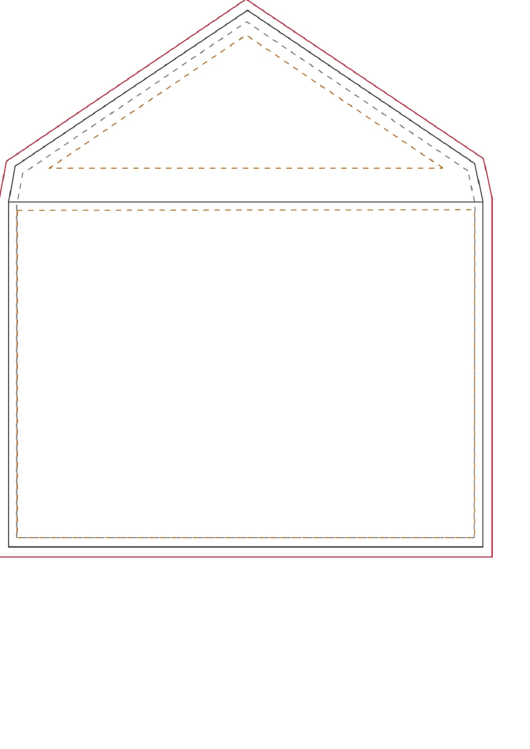 Top A7 Envelope Templates free to download in PDF format