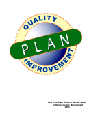Quality Improvement Plan