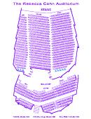 The Rebecca Cohn Auditorium