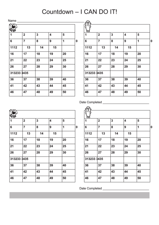 Behavior Charts For Home