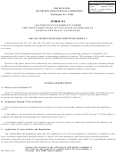 Form T-2 - Statement Of Eligibility Under The Trust