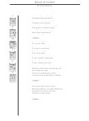 Queen Of Carmel Guitar Chord Chart
