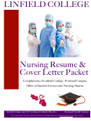 Nursing Resume And Cover Letter Templates Printable pdf