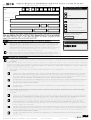 Form 941-x - Adjusted Employer's Quarterly Federal Tax Return Or Claim For Refund - 2015