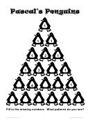 Pascal's Penguins Chart