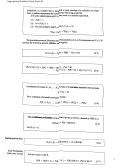Engineering Statistics Cheat Sheet