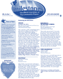 The Community Players Newsletter Template