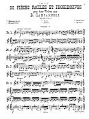 101 Pieces Faciles Et Progressives Violin Sheet Music