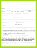 Patient's Information Form