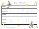 Fairy Star Chart