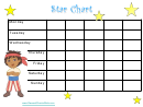 Diego Star Chart