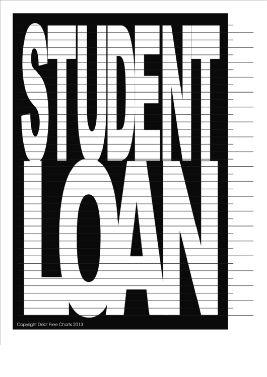 Student Loan Payoff Chart